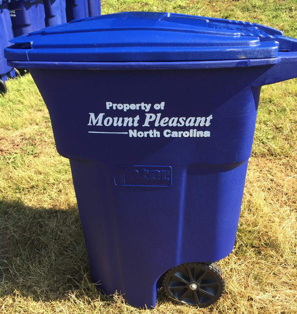 Solid Waste Services | Town of Mount Pleasant