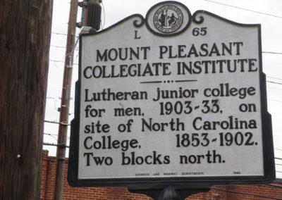 Mount Pleasant Collegiate District