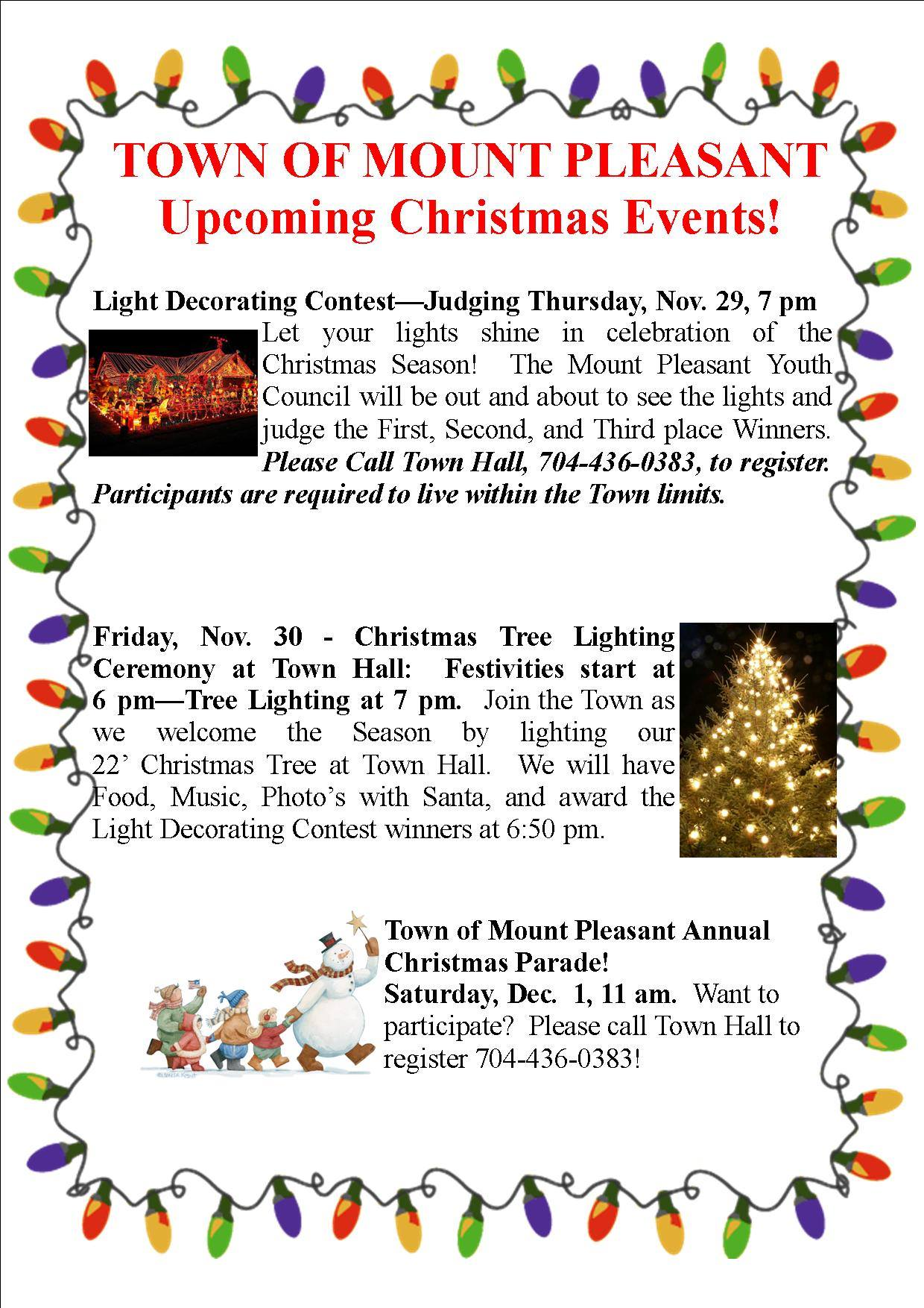 Cabarrus Christmas: 2018 Holiday Happenings | Visit Cabarrus